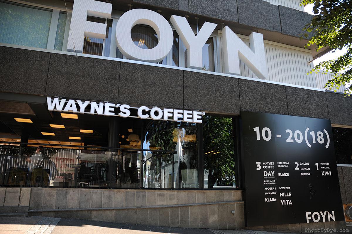 Foyn Kjøpesenter