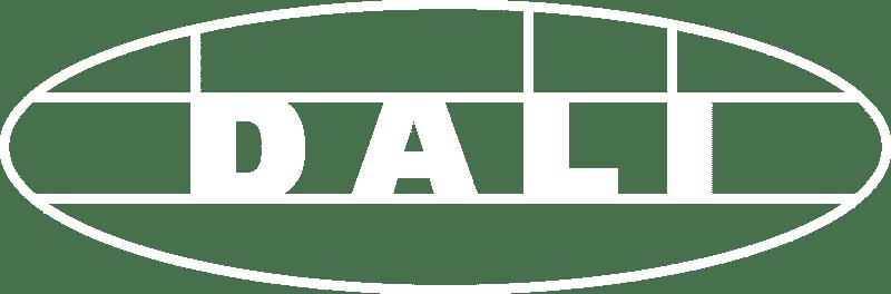 DALI Logo Trademark Negativ