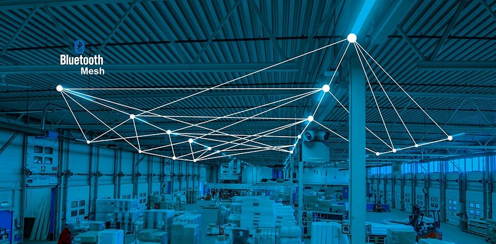 Enkel løsning for trådløs styring av lysanlegget