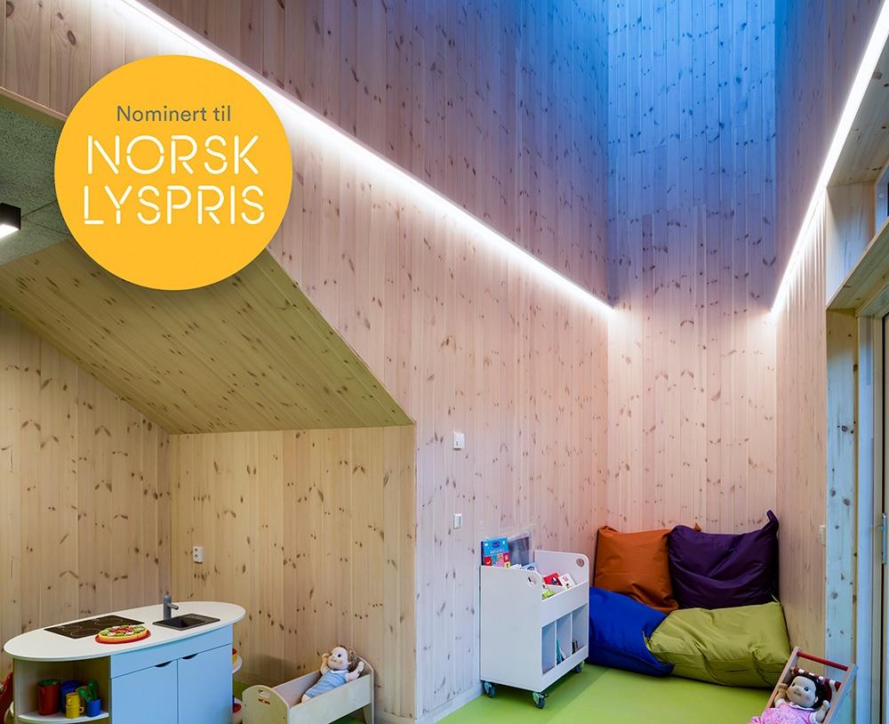 Light House er nominert til den Norske Lysprisen 2020