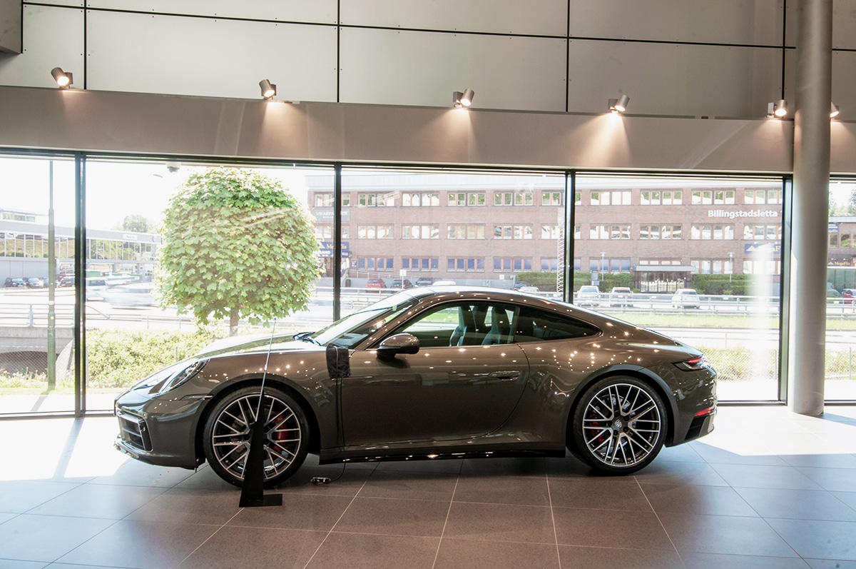 Porsche Center Billingstad 0049