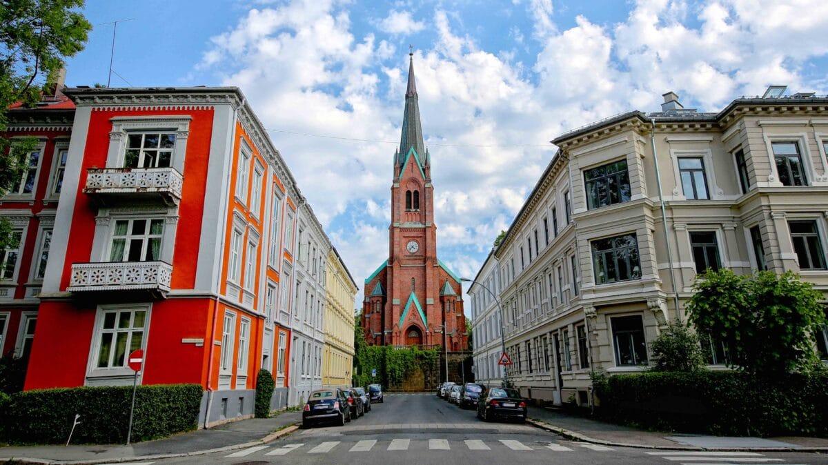 Uranienborg Bredde kirke
